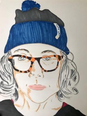 self portrait2